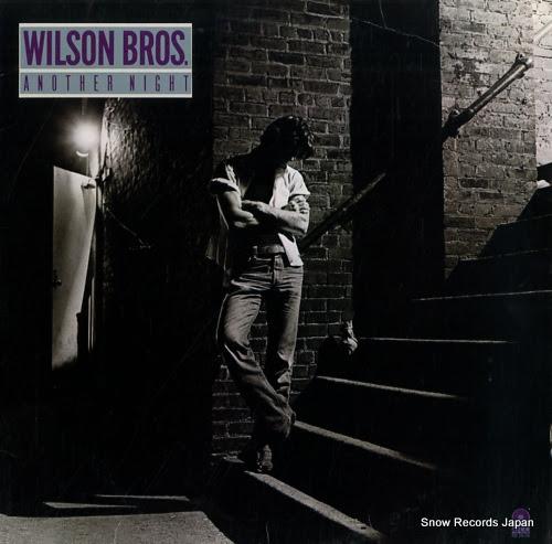WILSON BROS. another night