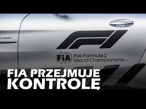 FIA przejmuje kontrolę