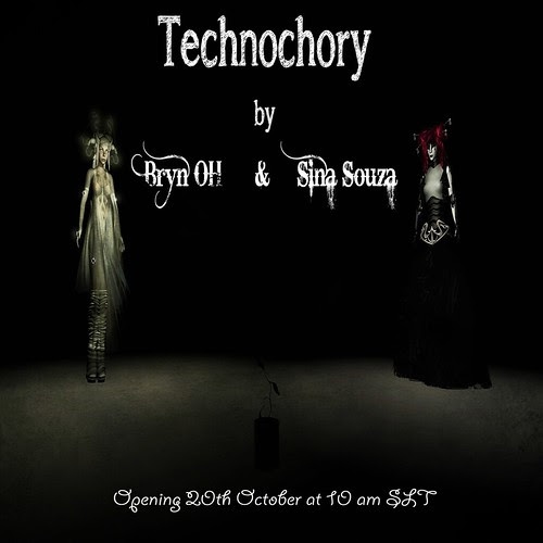 Technochory by Bryn Oh & Sina Souza by Kara Trapdoor