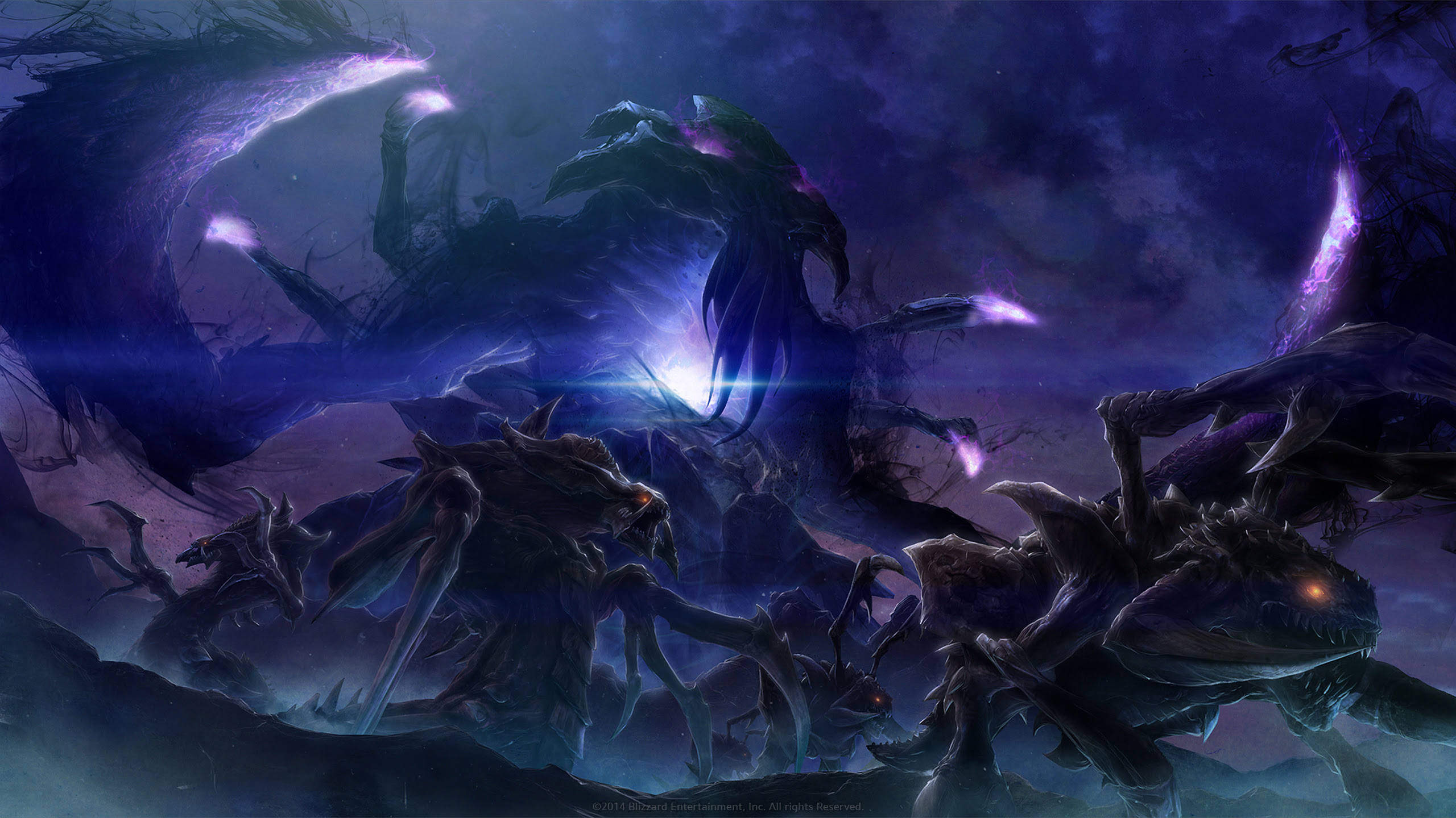 Starcraft 2 Legacy Of The Void Wallpaper 2