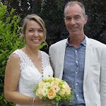 Mouthier-en-Bresse. Félicitations à Christophe et Marieke