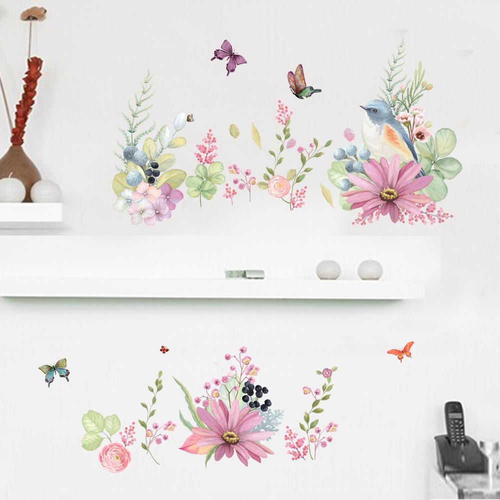 Buy Butterfly Wall Border And Get Free Shipping On Aliexpresscom