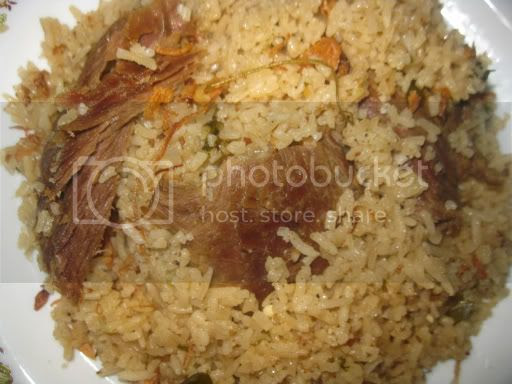 Nasi Daging (Meat Rice)