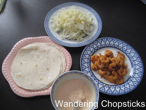 Chipotle Shrimp Tacos 3