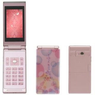 Sony Ericsson SO706i 3G Hits Japan