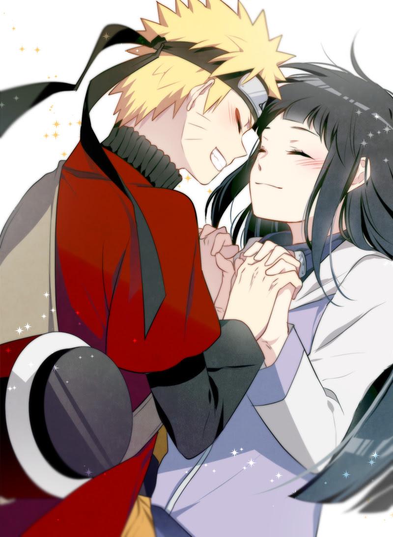 Hinata Hyuga And Naruto Uzumaki Hinata Hyuga Fan Art 39926878 Fanpop