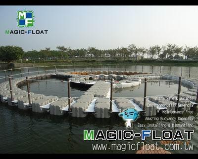 Fish Farm for Aquaculture