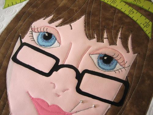 Susie's eyes