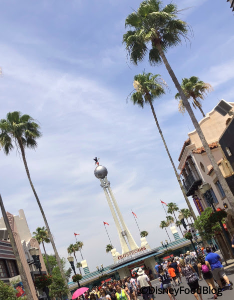 Welcome to Disney's Hollywood Studios
