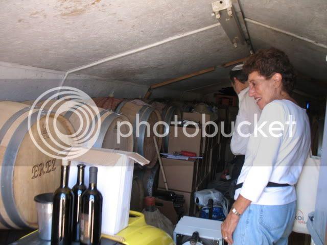 Rechallim wine 1
