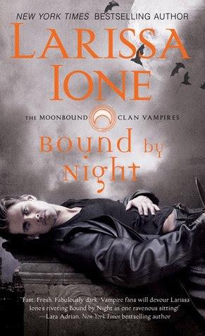 Bound by Night (MoonBound Clan Vampires, #1)