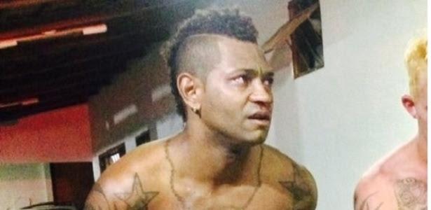 Jobson foi preso no municipio de Redenção, no Pará, acusado de estupro de quatro adolescentes