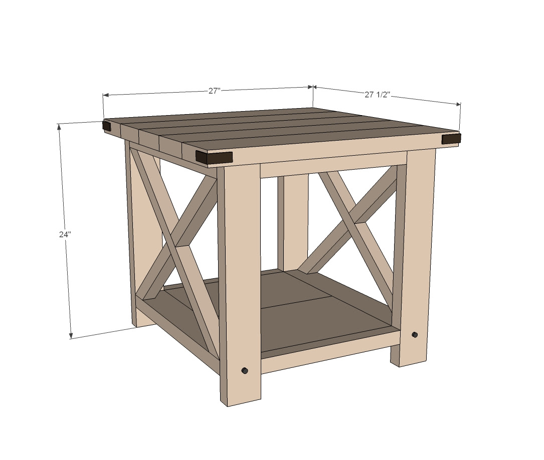 Woodworking Plans For An End Table Wooden Desk Chair Plans