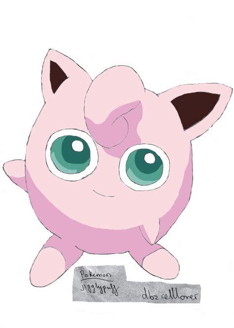 pokemon jigglypuff  adhir  deviantart