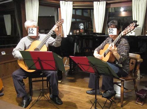 Y.S.さん、H.S.さんご夫妻の二重奏 2012年5月26日 by Poran111