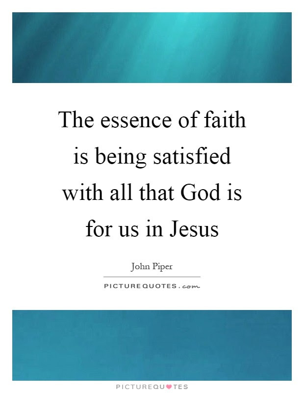 Faith In Jesus Quotes Sayings Faith In Jesus Picture Quotes