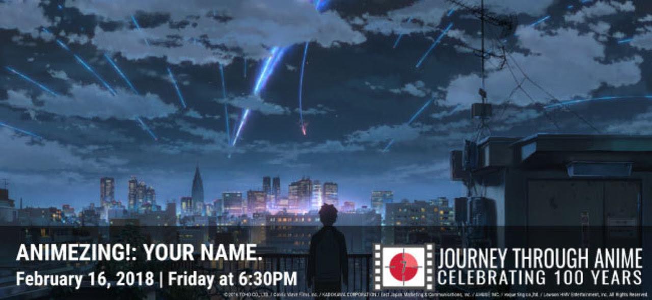 Animezing!: Your name.