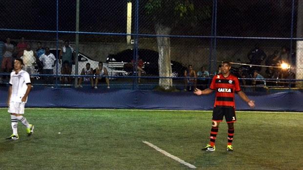 Flamengo perde invencibilidade no futebol 7 (Foto: Eduardo Aires/JornalF7.com)