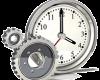 TimeCard graphics