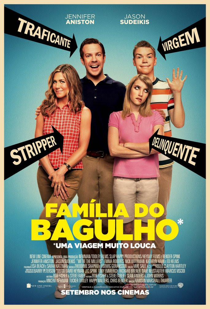 Família do Bagulho - Filme 2013 - AdoroCinema