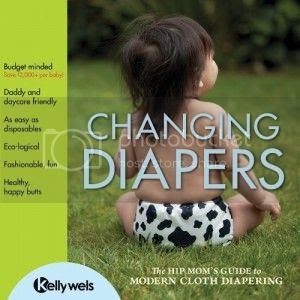 Changing Diapers - The Hip Mom's Guide To Modern Cloth Diapers