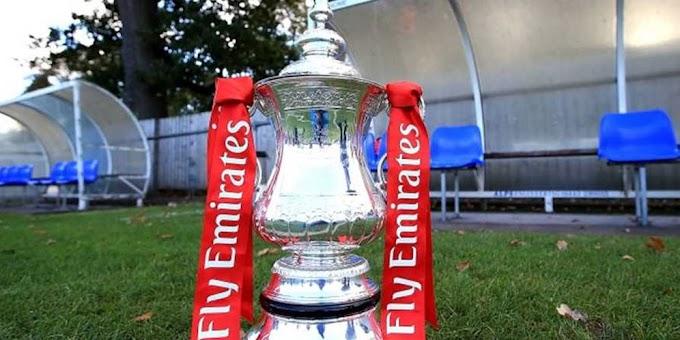 Hasil Drawing Semifinal Piala FA: Man City Ditantang Brighton