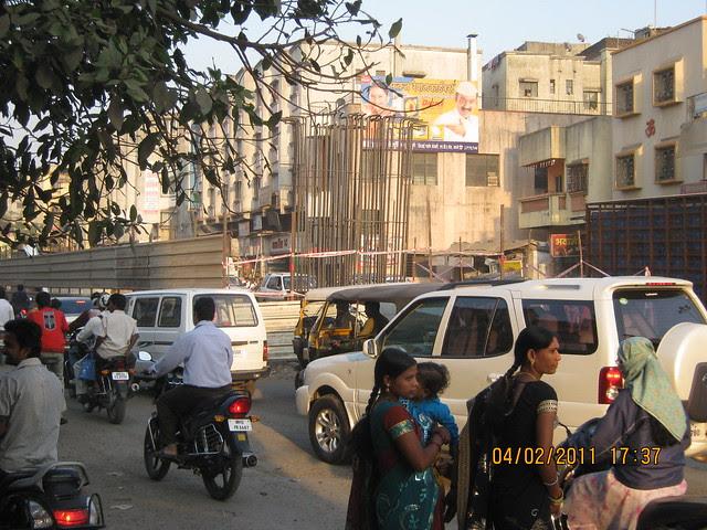 Construction of Flyover on Sinhagad Road in Pune at Dhayari Phata - To Swargate Pune