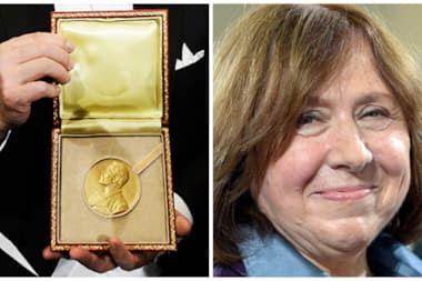 Нобелевская премия-2015: в Стокгольме назвали лауреата в сфере литературы