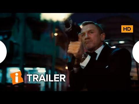 007 - Sem Tempo Para Morrer (Trailer Final)