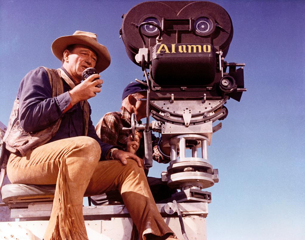 photo tournage coulisse cinema Alamo 44 Photos sur des tournages de films #2  photo featured cinema 2 bonus