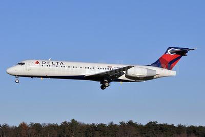 Delta Air Lines Boeing 717-2BD N891AT (msn 55043) BWI (Tony Storck). Image: 921938.