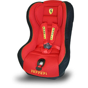 All products from ferrari baby car category are shipped worldwide with no additional fees. Ning Ning Nest Ferrari Baby Car Seat
