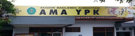 akademi manajemen administrasi ypk yogyakarta