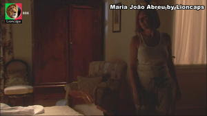 Maria João Abreu sensual em vários trabalhos
