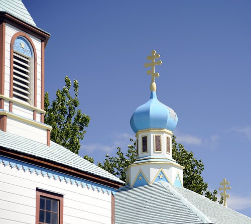 Russian Orthodox Church by RV Bob