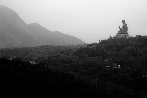 Giant Buddha of Lantau