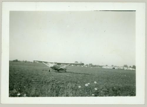 Unknown light plane