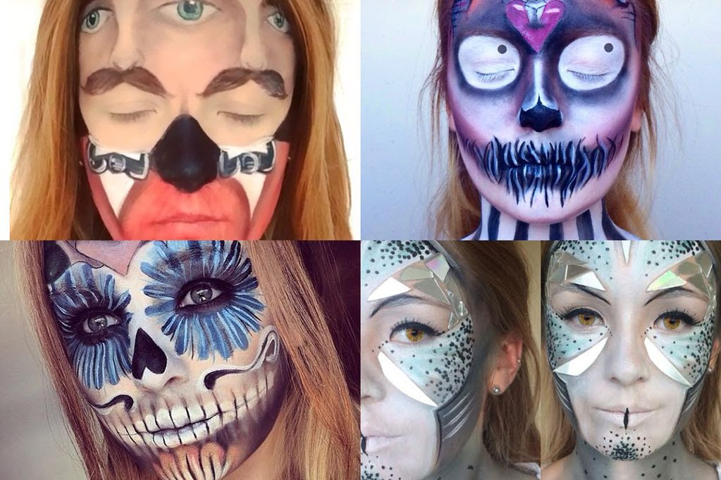 How To Do Special Effects Makeup At