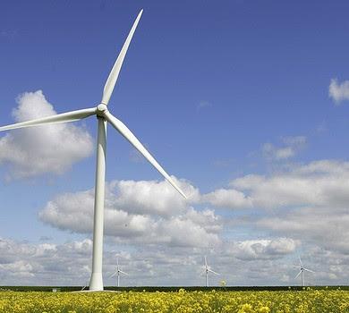 Energia eólica Turbina de vento (Foto: Getty Images)