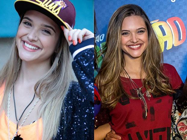 Juliana Paiva era Fatinha na temporada 2013 de Malhação (Foto: Vídeo Show / Gshow)