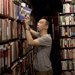 Paul Tang, proprietor of the People's Recreation Community bookstore in Hong Kong, which specializes in banned works.