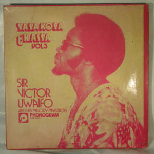 Nigerian Old School Sir Victor Uwaifor