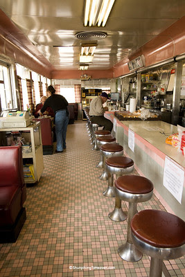 The Diner, Formerly The Oasis, Route 40, Plainfield, Indiana