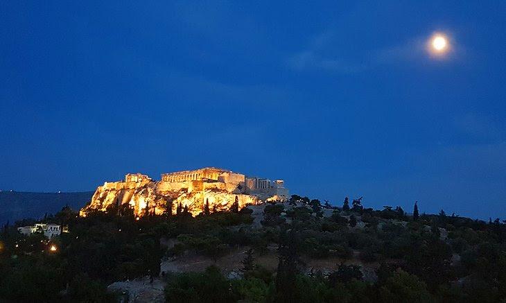 Acropolis, Greece