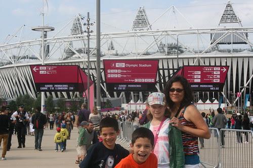 London Olympic Park (a Churchley photo set on Flickr)
