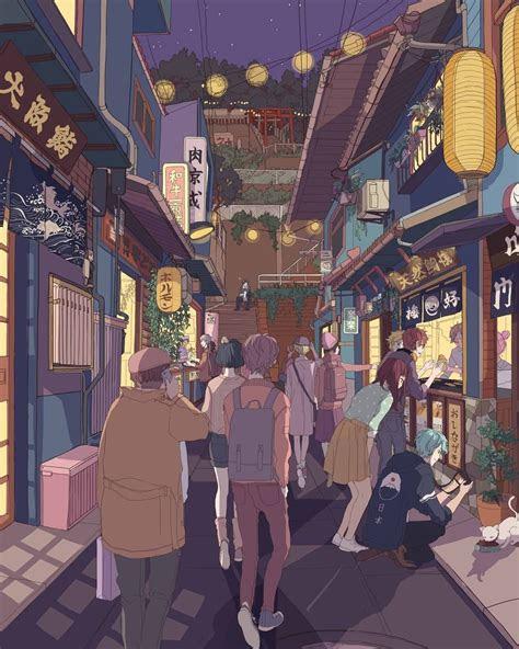 rfa   business trip  japan  strolling