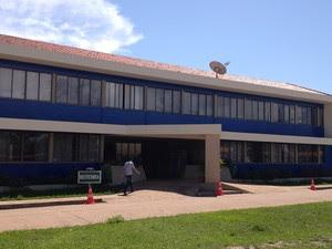 Curso teórico vai acontecer no auditório da reitoria (Foto: Abinoan Santiago/G1)