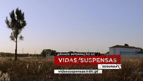 Vidas Suspensas - promo Luis Lopes