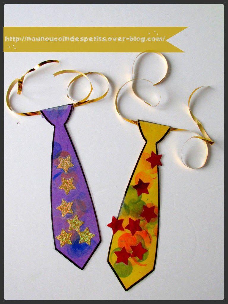 La cravate de PAPA
