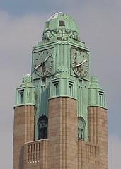 Clock Tower, Helsinki Railway Station